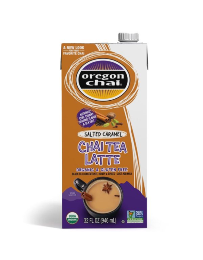 Oregon Oregon - Chai Tea Latte Salted Caramel