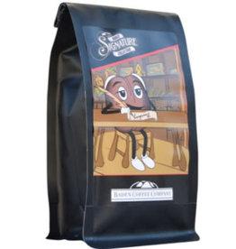 Baden Coffee Baden Flavour Coffee - Rum Runner Fair Trade Organic 454g