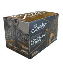 Brooklyn Bean Brooklyn Bean - Coney Island Caramel (12 Count)