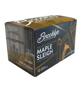 Brooklyn Bean Brooklyn Bean - Maple Sleigh (12 Count)
