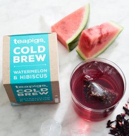 Teapigs - Cold Brew Watermelon & Hibiscus