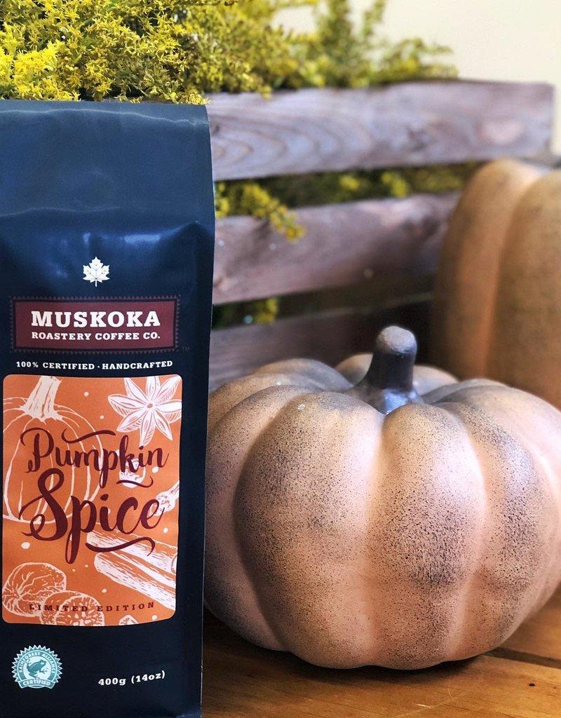 Muskoka Muskoka Bean - Pumpkin Spice 454g