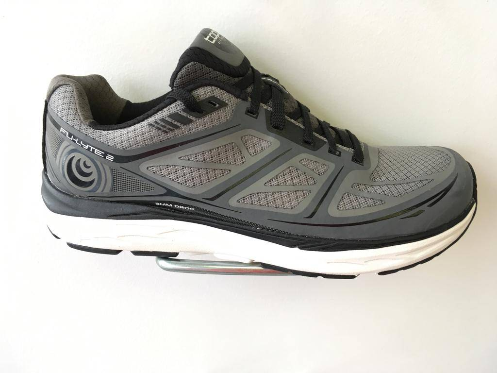 Topo Athletic Topo Fli-Lyte 2 (Men) - Grey/Black