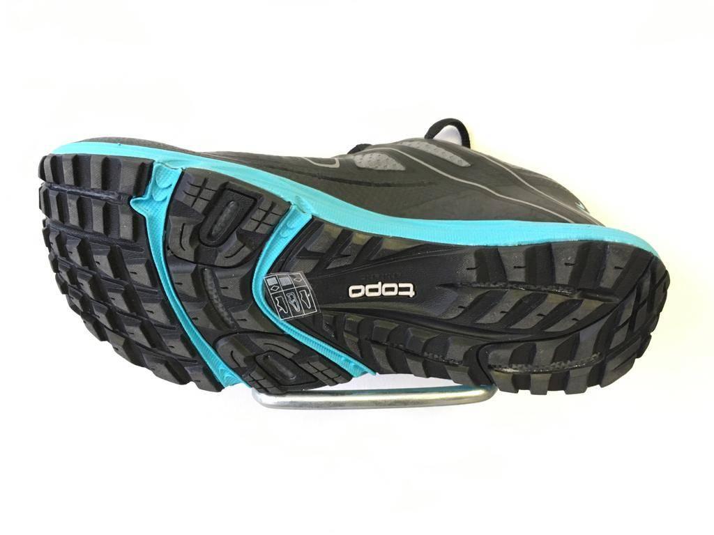Topo Athletic Topo Hydroventure (Women) - Black/Turquoise