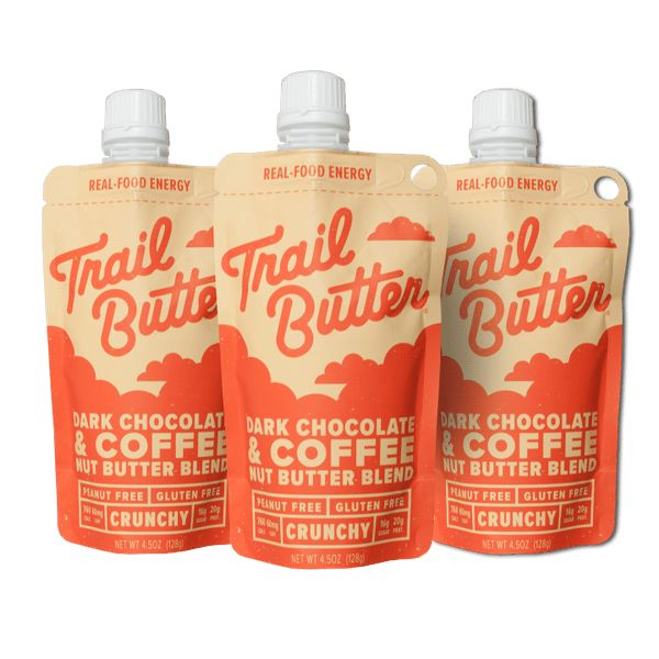 Trail Butter Trail Butter Dark Chocolate Coffee 4.5oz