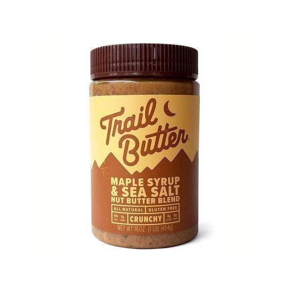 Trail Butter Trail Butter Maple Sea Salt 16oz Jar