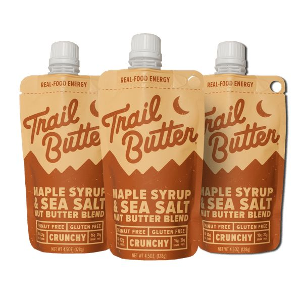 Trail Butter Trail Butter Maple Sea Salt 4.5oz box/6