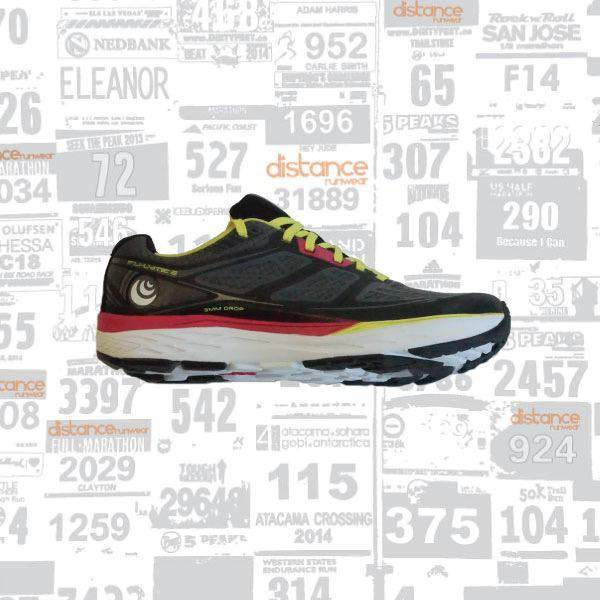Topo Athletic Topo Fli-Lyte 2 (Women) - Black/Yellow