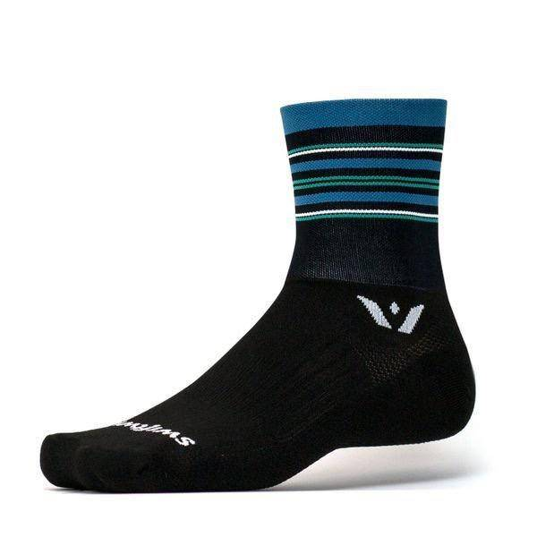 Swiftwick Swiftwick Aspire Four Stripe (Unisex)