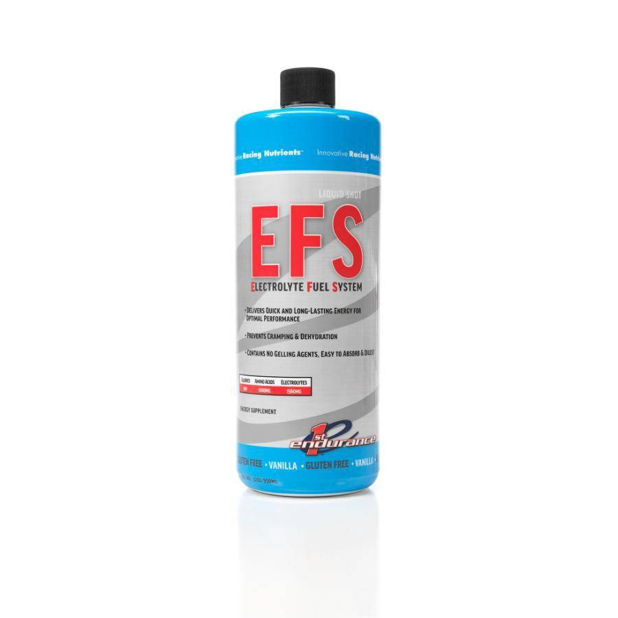 First Endurance EFS LiquidShot - Refill - Vanilla