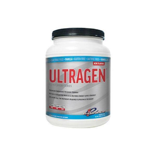 First Endurance Ultragen - Vanilla - 1.35kg