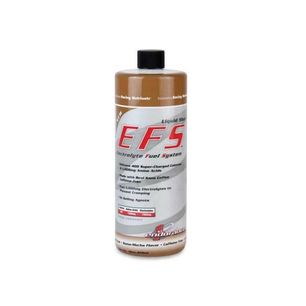 First Endurance EFS LiquidShot - Refill - Kona