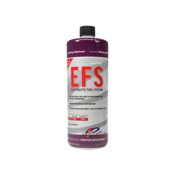 First Endurance EFS LiquidShot - Refill - Mountain Huckleberry