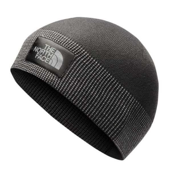 The North Face TNF Nite Flare Beanie - Asphalt
