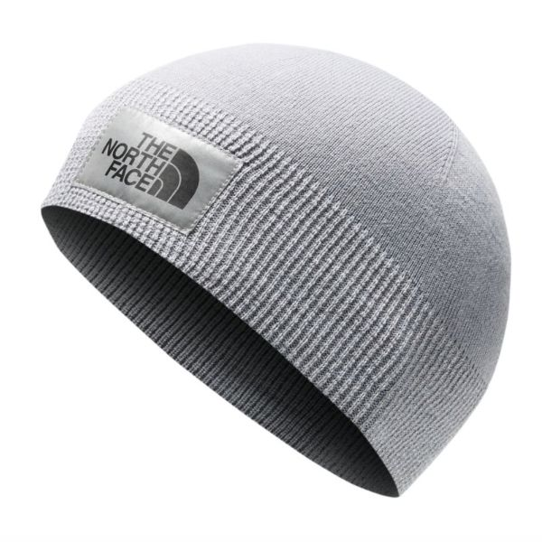 The North Face TNF Nite Flare Beanie - Mid Grey