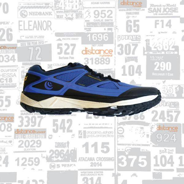 Topo Athletic Topo Terraventure (Men) - Blue/Black