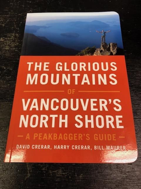Glorious Mountains of The North Shore Book