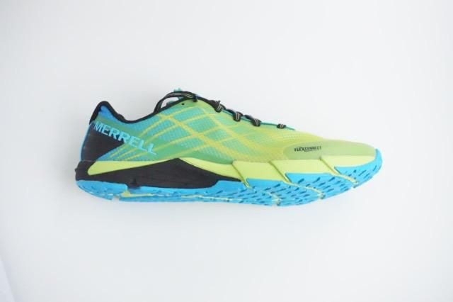 Merrell Merrell Bare Access Flex (Men) - Acid/Cyan
