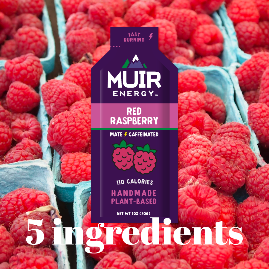 Muir Energy Muir Energy Red Raspberry Mate