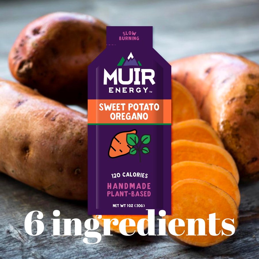Muir Energy Muir Energy Sweet Potato Oregano