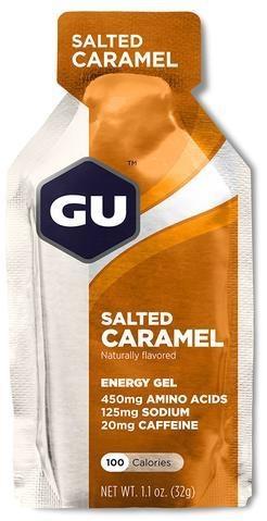 Gu Gu Gel - Salted Caramel
