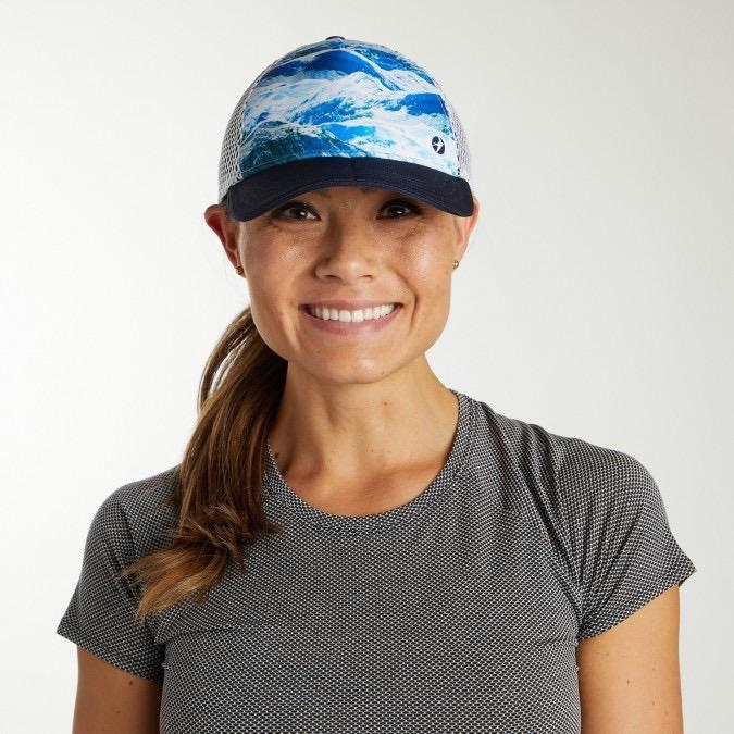 Oiselle Oiselle Runner Trucker Hat (Women)