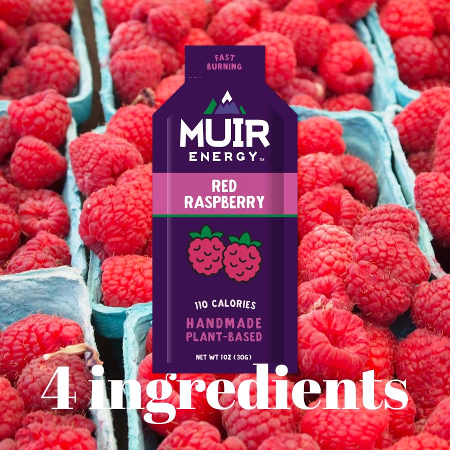 Muir Energy Muir Energy Red Raspberry