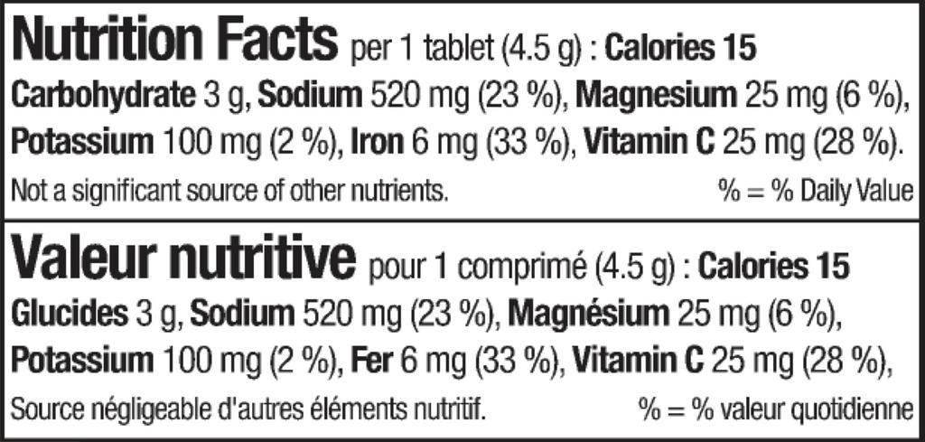 Xact Nutrition Xact Electro3 Citrus Bang