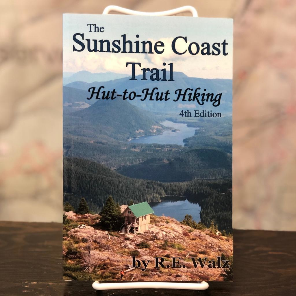 The Sunshine Coast Trail Book