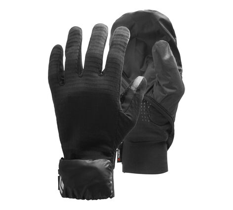 Black Diamond Black Diamond Wind Hood Gridtech Gloves (Unisex)