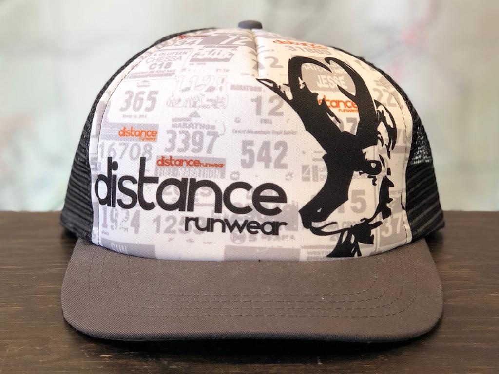 Distance Runwear Trucker