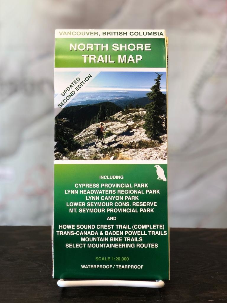 Trail Ventures Trail Ventures North Shore Map