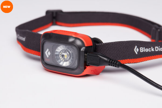 Black Diamond Black. Diamond Sprint 225 Headlamp