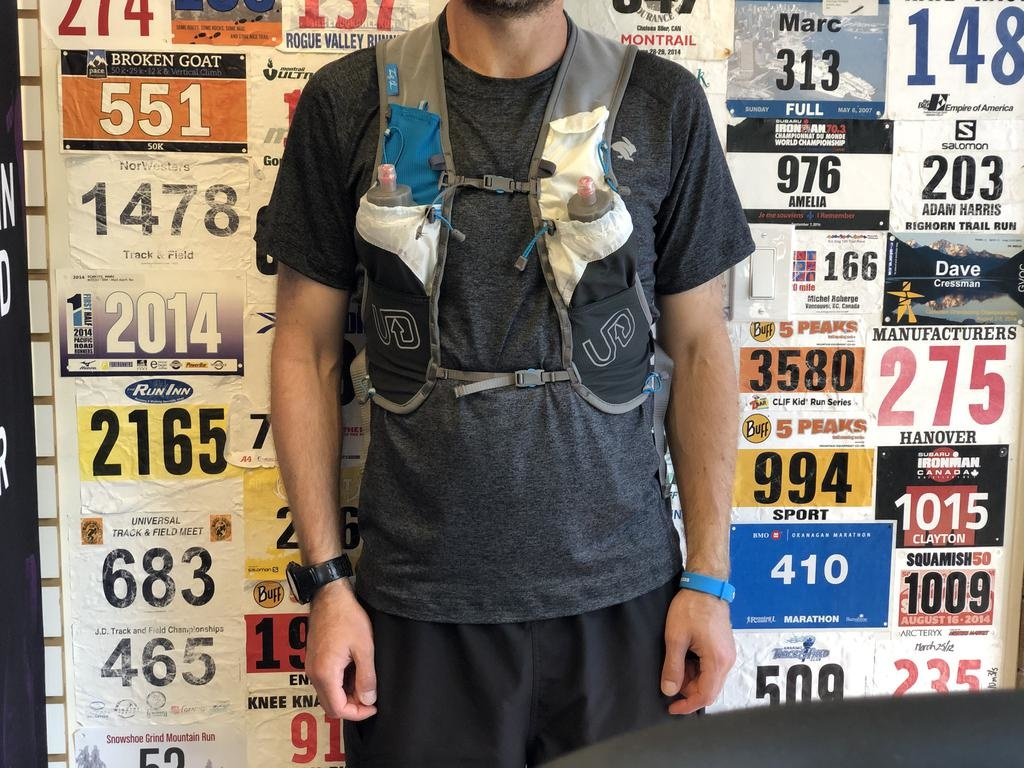Ultimate Direction Ultimate Direction TO Race Vest 2.0 (Large)