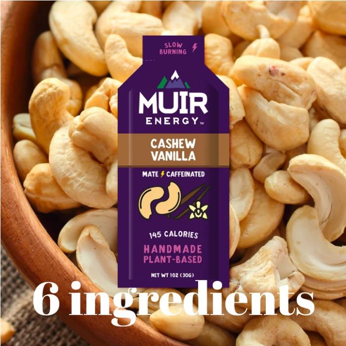 Muir Energy Muir Energy Cashew Vanilla Mate
