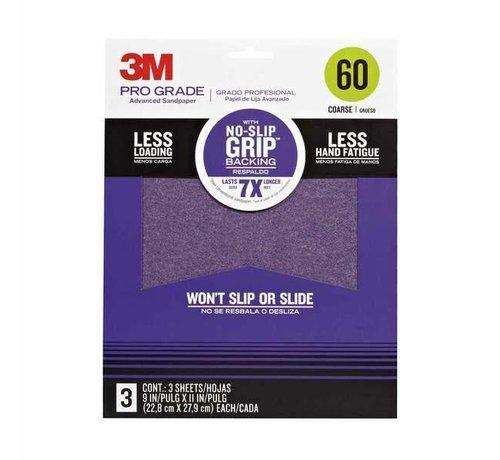 3M Abrasive-No Slip 9x11 60 (3)