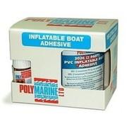 POLY MARINE Adhesive-Inflat PVC 2Prt