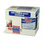 POLY MARINE Adhesive-Inflat Hypalon 2Prt