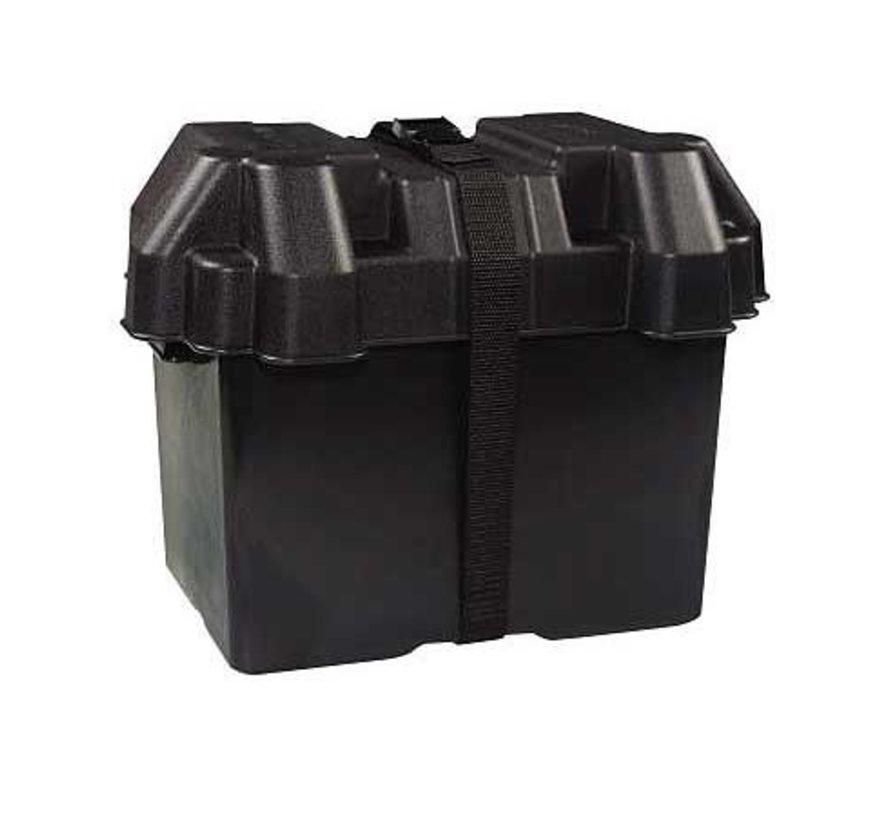 Box-Battery Grp 24 W/Strap