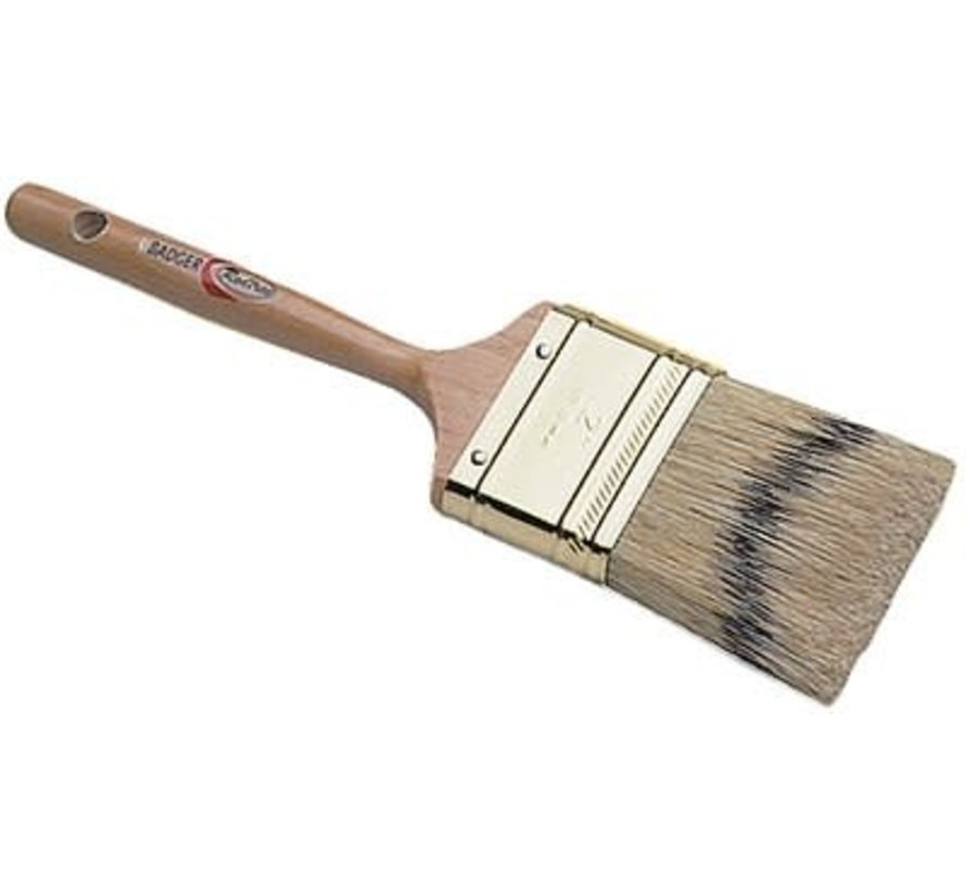 Brush-Paint Badger 3in