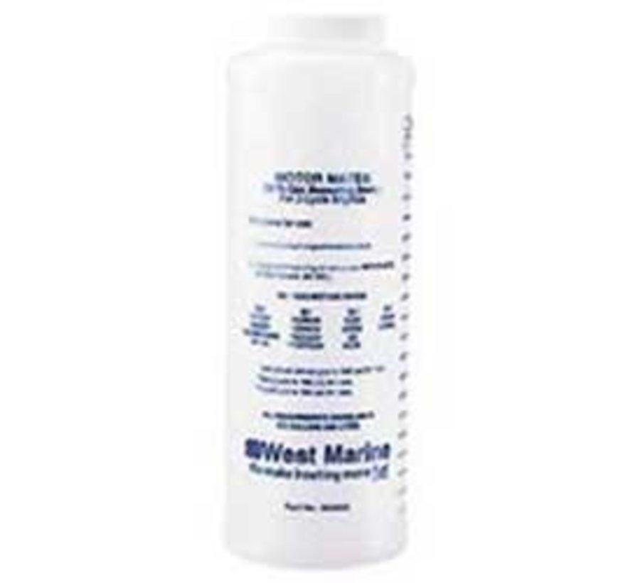 Bottle-Oil Mix Measure Qt