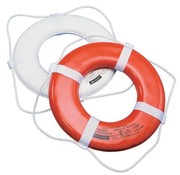 CAL JUNE,INC. PFD-IV Ring Buoy 24in Wh