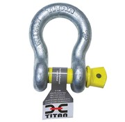 CMP GLOBAL INC. Shackle-Bow Anchr Galv 3/8