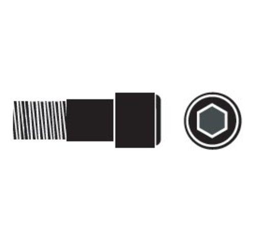 FASCO FASTENER CO CapScr-SS Sckt #10-24x3/4 Single
