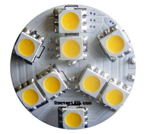 DR. LED Bulb-MR11 G4 LED Wh 12V