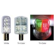 DR. LED Bulb-Dbl Ind LED Grn 2Nm 12V