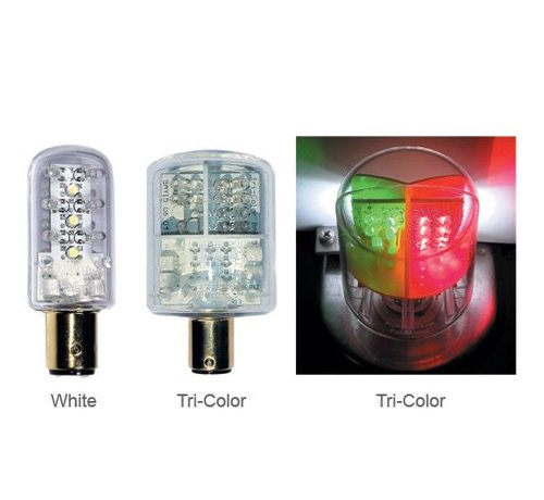 DR. LED Bulb-Non Ind LED Wh 2Nm12V (No Index Base)