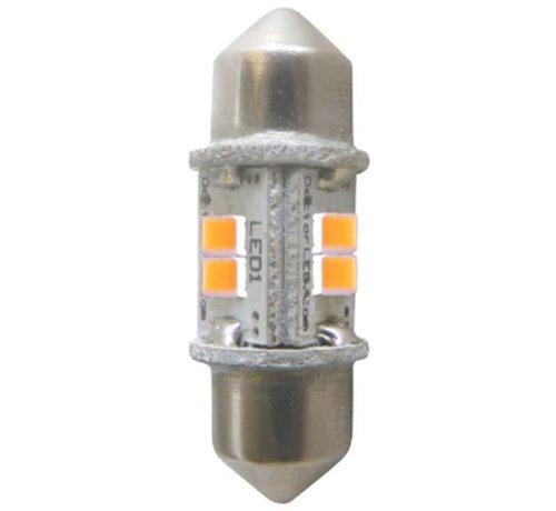 DR. LED Bulb-Fest 31mm LED Wh 12V