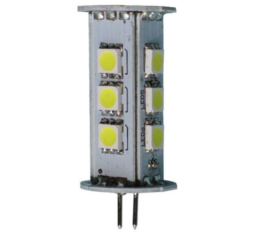 Bulb-MR11 G4 LED Wh Axial 12V