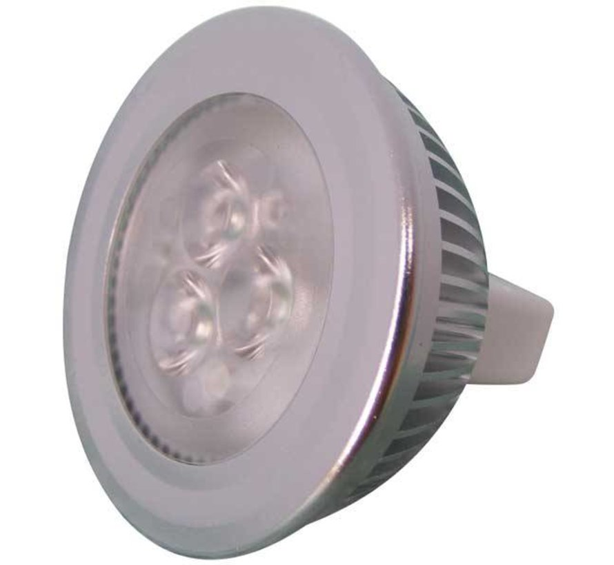 Bulb-MR16 LED WarmWh 12/24 60W